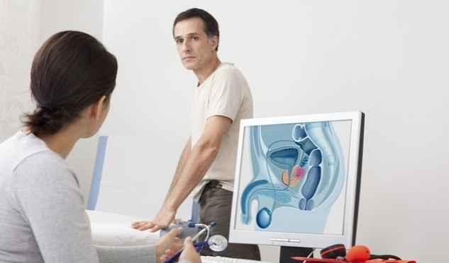 Prosztata ultrahang